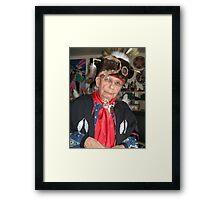 Wes3 Framed Print
