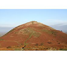 Middletown Hill (Autumn Colours) Photographic Print