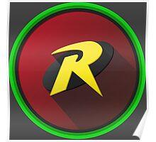 Robin - Logo V.01 Poster