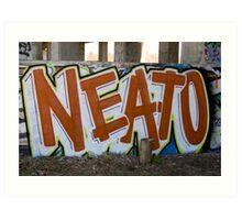 Neato Art Print