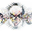 Punkz-skullz by Michelle Scott