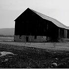 Dark Barn by S. Andrew Hockenberry