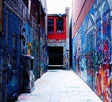 graffiti 001 by MikeHopper