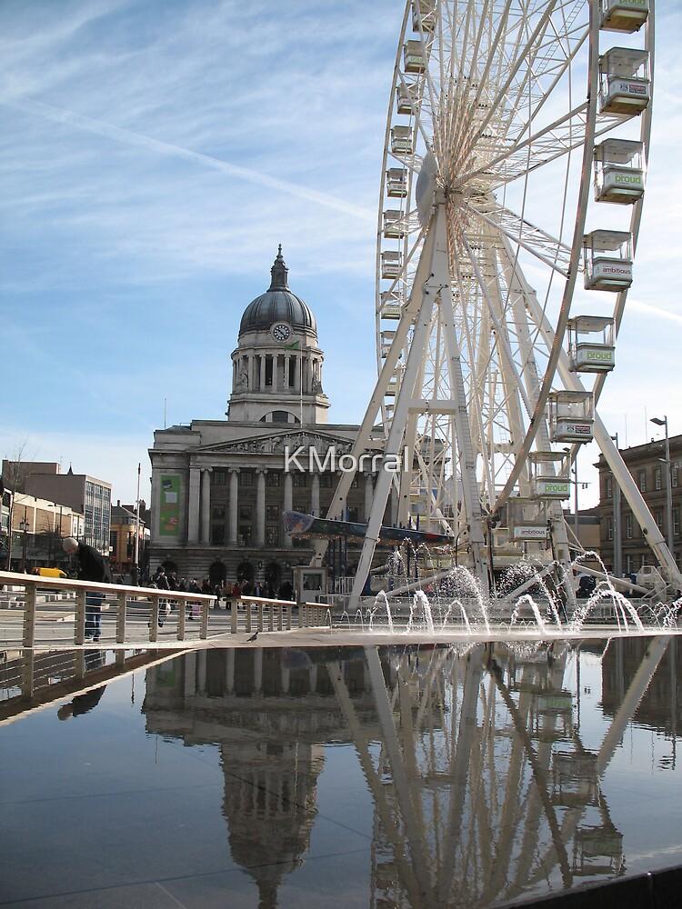 Nottingham Slab Square by KMorral