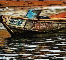 Uganda: Lake Mburo by Ted Byrne