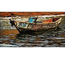 Uganda: Lake Mburo Photographic Print