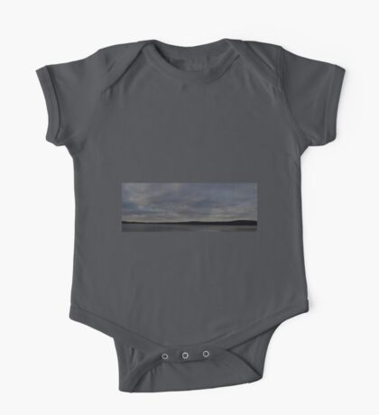 HDR Composite - An evening at Sunset on the Lake One Piece - Short Sleeve