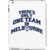 Melbourne Victory FC (South End) iPad Case/Skin
