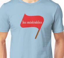 Les Miserables Flag Unisex T-Shirt