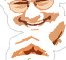 Hello, Newman Sticker