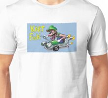 Kart Fink Lil Bro! Unisex T-Shirt