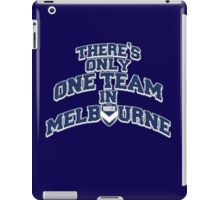 Melbourne Victory FC (North Terrace) iPad Case/Skin