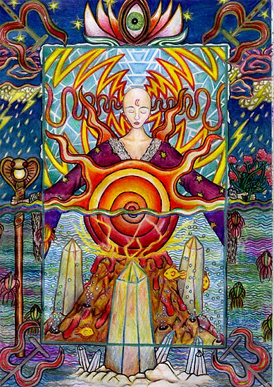 Cosmic Wizardry by Lim-Lim Andonovic