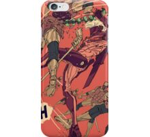Raiden on the Move iPhone Case/Skin