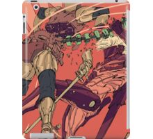 Raiden on the Move iPad Case/Skin
