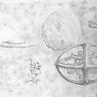 Harrision Satellite by Harry G. Sepulveda