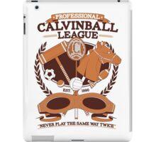 CALVINBALL  iPad Case/Skin