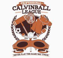 CALVINBALL  by J B