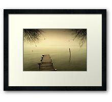 Zen II Framed Print