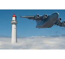 0020 Air Traffic Control Photographic Print