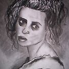 Mrs Lovett by CharcoalPoet