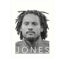 Jones Art Print
