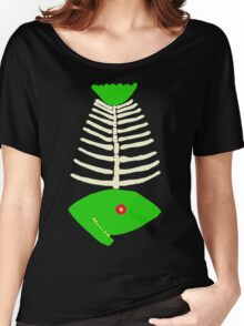 green fish Women's Relaxed Fit T-Shirt