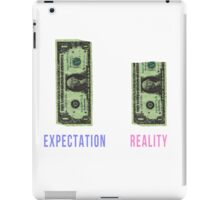 Wage Gap iPad Case/Skin