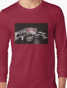 Passion Pit Long Sleeve T-Shirt