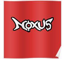 League of Legends - Noxus Basketball Jersey Poster