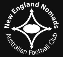 Nomads logo by nomads
