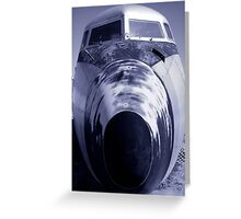 Hollowed (1 of 2) Greeting Card