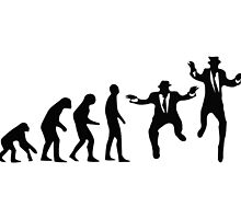 Evolution of the Blues brothers by Grobie