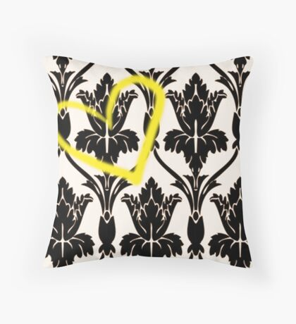 221 B Mine Throw Pillow