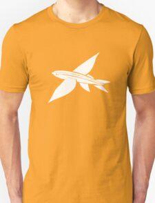 white flying fish T-Shirt