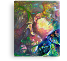 """Alpha Omega 14, """"Down to Earth"""" Canvas Print"""