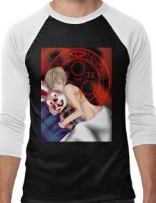 Heather Mason  Men's Baseball ¾ T-Shirt