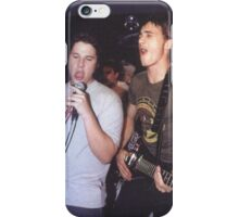 Seth Rogen & James Franco iPhone Case/Skin