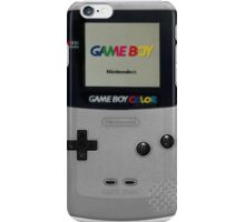 Gameboy for life iPhone Case/Skin