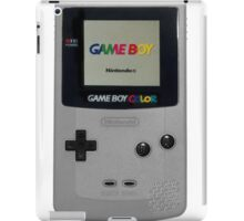 Gameboy for life iPad Case/Skin