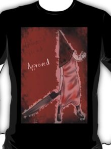 pyramid head approved  T-Shirt