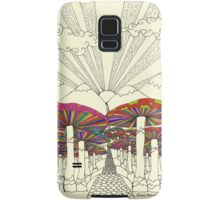 At The End Of The Road Samsung Galaxy Case/Skin