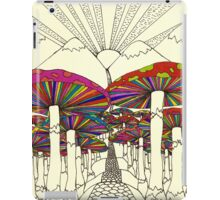 At The End Of The Road iPad Case/Skin