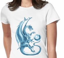 Blu Dragon Womens Fitted T-Shirt