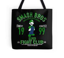 Mushroom Kingdom Fighter 2 Tote Bag
