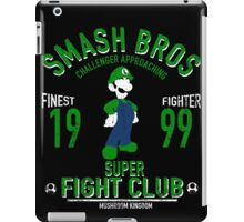 Mushroom Kingdom Fighter 2 iPad Case/Skin