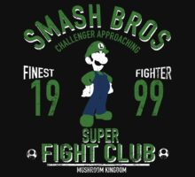 Mushroom Kingdom Fighter 2 Kids Tee