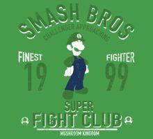 Mushroom Kingdom Fighter 2 Baby Tee