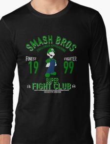 Mushroom Kingdom Fighter 2 Long Sleeve T-Shirt