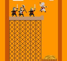 Assassin's Creed 8-Bit by TheWangMeister